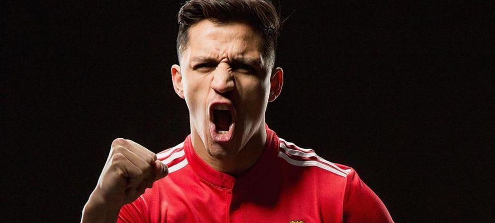 "A semnat cu United, dar i-a dat si ei in scris: ""Jur sa fiu cuminte!"" Alexis, pus la punct de frumoasa Mayte"