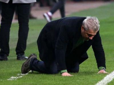 Toate ipostazele nebune in care a fost surprins Sumudica la meciul cu Galatasaray :) FOTO si VIDEO