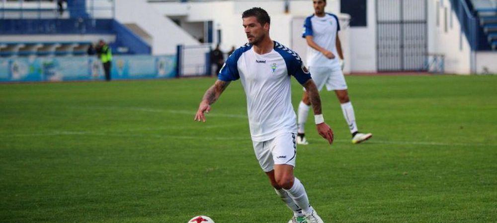 Il mai tineti minte pe Razvan Ochirosii? Marca a anuntat astazi transferul lui! Unde va juca la 29 de ani