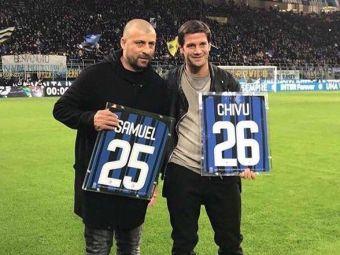 Chivu, primire MAGICA la Inter! Ce surpriza i-a facut clubul in super derby-ul cu Roma