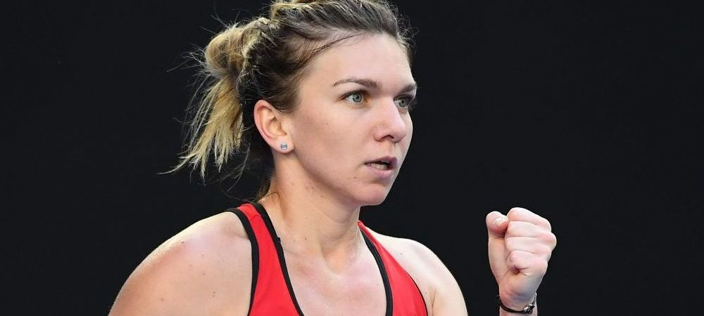 "SIMONA HALEP - KAROLINA PLISKOVA // Laude pentru Simona, din partea unei LEGENDE: ""Doboara orice obstacol, trece de Pliskova!"""