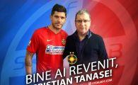 """Cristi Tanase a RATAT aterizarea la Steaua! Prin ce peripetii trece """"Dodel"""" in Spania. FOTO"""