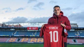 "STANCIU LA SPARTA // Stanciu ii MITRALIAZA pe belgieni dupa ce a plecat: ""Eu le-am adus titlul si multumita mie au ajuns in sferturile Europa League!"""
