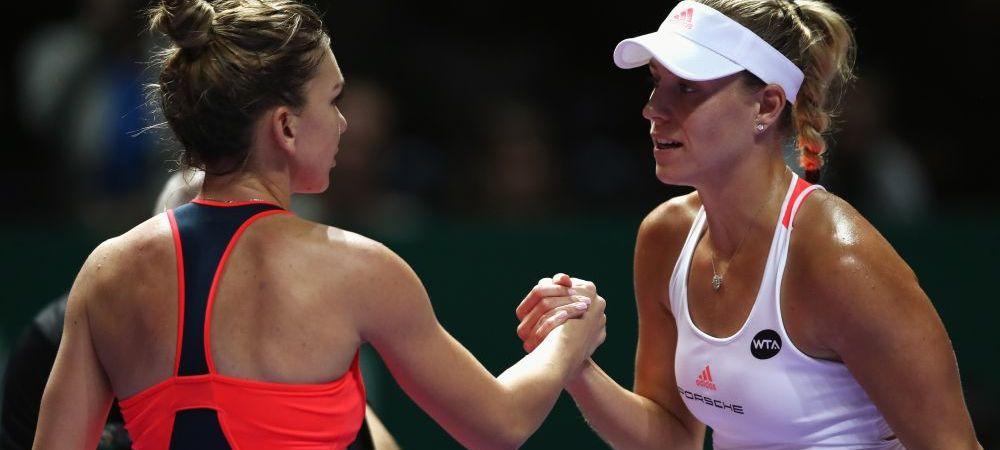 SIMONA HALEP - ANGELIQUE KERBER, SEMIFINALE AO // Reactia nemtoaicei atunci cand a aflat ca o va intalni pe Simona! Ce a spus fosta campioana de la Melbourne