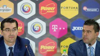 """ROMANIA IN NATIONS LEAGUE // Burleanu: """"Obiectivul e sa castigam grupa!"""" Romania merge la EURO 2020: """"Asta e garantia si promisiunea lui Contra si a jucatorilor!"""""""