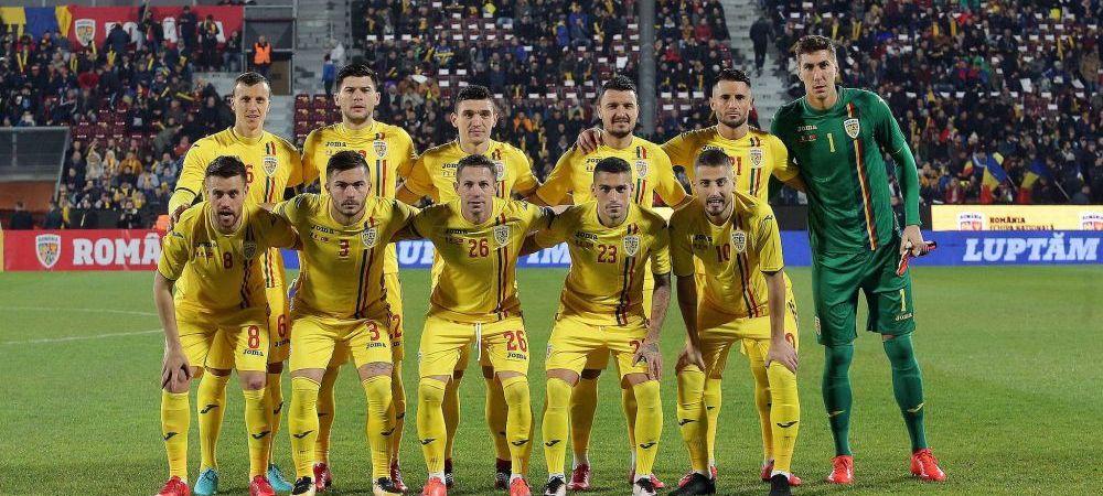 ROMANIA IN NATIONS LEAGUE // Calendarul UEFA Nations League! Cand joaca Romania meciurile din grupa cu Serbia, Muntenegru si Lituania