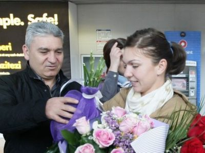 """SIMONA HALEP, AUSTRALIAN OPEN // """"Tati, sunt fericita!"""" Simona si-a sunat tatal dupa calificarea in semifinale! Ce i-a spus"""