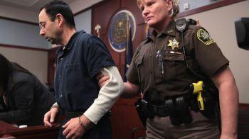 Larry Nassar a fost condamnat la 175 de ani de inchisoare! Fostul medic al echipei olimpice a SUA a agresat 156 de femei