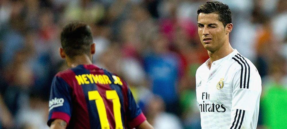 Ar fi afacerea ANULUI: Ronaldo, la schimb cu Neymar! PLANUL MONSTRUOS gandit de Perez: detaliile unei mutari pentru istoria fotbalului