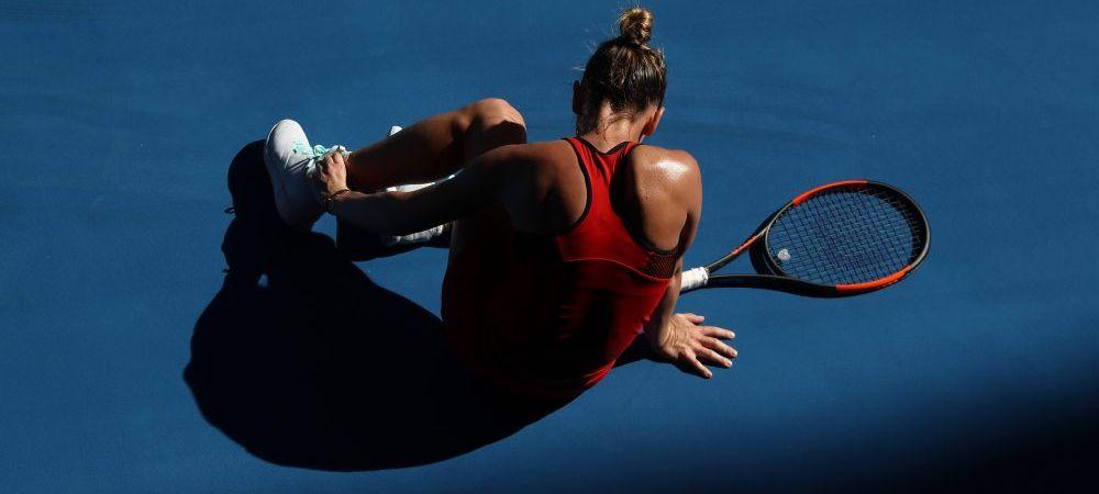 """SIMONA HALEP, FINALA LA AUSTRALIAN OPEN // Dezvaluire DUREROASA a Simonei: """"Acum piciorul drept e mai rau decat stangul!"""""""