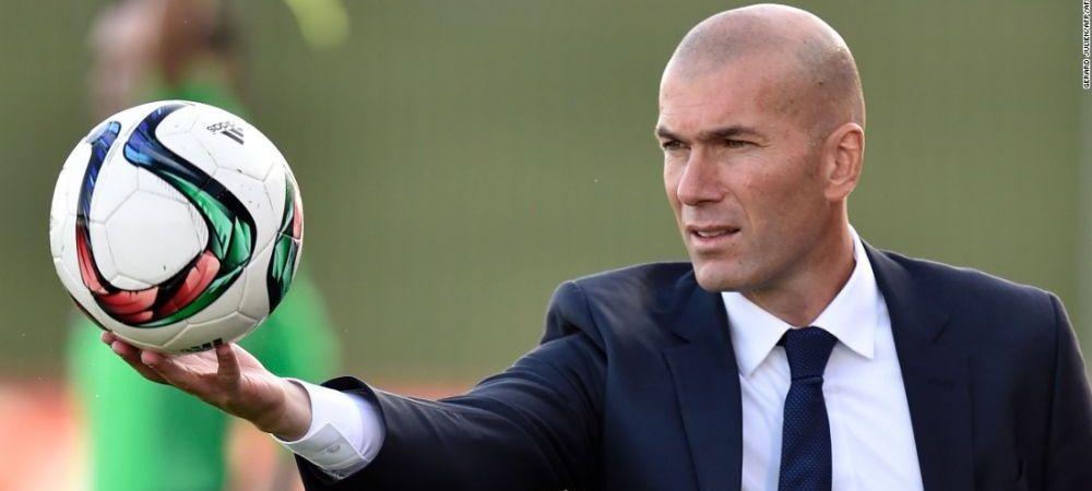 ULTIMA ORA | Real i-a gasit inlocuitor lui Zidane! Au inceput deja negocierile