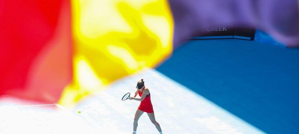 "SIMONA HALEP, FINALA AUSTRALIAN OPEN // ""Ea ma face sa zambesc!"" Cui i-a dedicat Simona calificarea in FINALA la Australian Open"