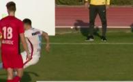 Pintilii, aproape sa dea GOLUL ANULUI pentru Steaua! A incercat sa marcheze din propriul teren! VIDEO