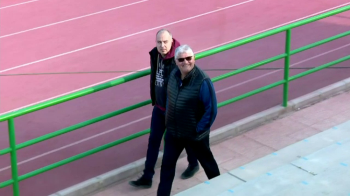 Fanii l-au chemat pe Andone la Steaua chiar sub ochii lui Dica! Ce raspuns a dat fostul antrenor de la Dinamo. VIDEO