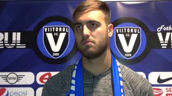 """Cojocaru a comis-o la revenirea in Liga I: """"A mai ramas putin din acest an, sper sa prind cat mai multe meciuri!"""" :)"""