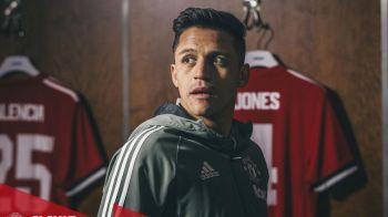 """Anunt BOMBA facut de englezi: """"SOC cu dopaj in cazul Alexis Sanchez!"""" Ce se intampla cu noul jucator al lui Man United"""