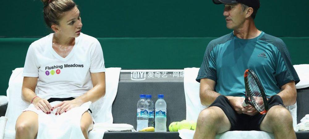 """""""Numarul 1 e ISTORIE acum!"""" Darren Cahill, anunt neasteptat despre Simona Halep! Ce plan are dupa Australian Open"""