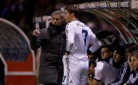 """Declaratia lui Jose Mourinho despre dezastrul de la Real: """"Madridul a luat FOC!"""" Ce a spus despre transferul lui Cristiano Ronaldo la United"""
