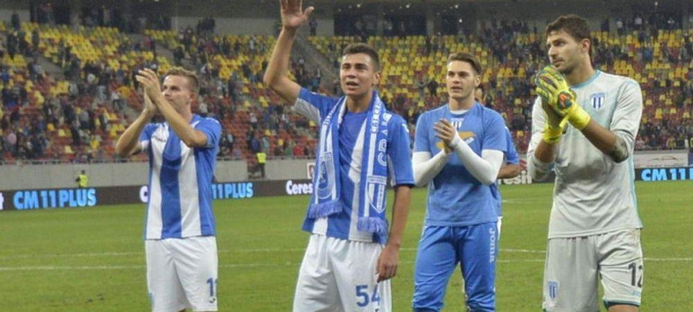 Italienii l-au gasit pe noul Chivu! Un pusti de la Craiova, propus la Inter Milano in aceasta iarna