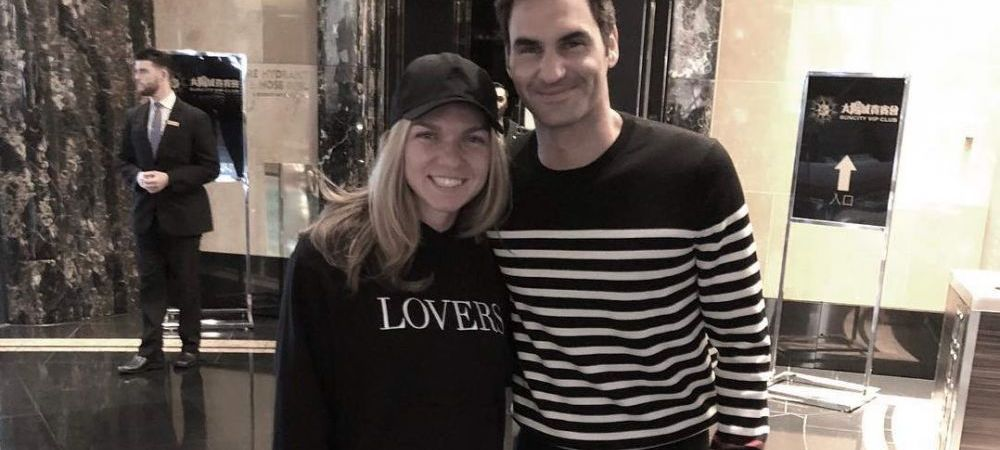 """AUSTRALIAN OPEN // """"Au mai multe vieti, ca pisicile!"""" Cum comenteaza Federer finala dintre Halep si Wozniacki"""