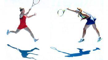 SIMONA HALEP - CAROLINE WOZNIACKI // The winner takes it all! Cum arata lupta directa in clasamentul WTA si ce bani pun in joc Australienii