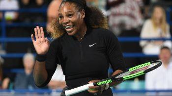 """SIMONA HALEP, AUSTRALIAN OPEN // Serena Williams: """"Am fost atat de emotionata, ca nu am putut sa ma mai uit! Bai, alea sunt lacrimi?!"""""""