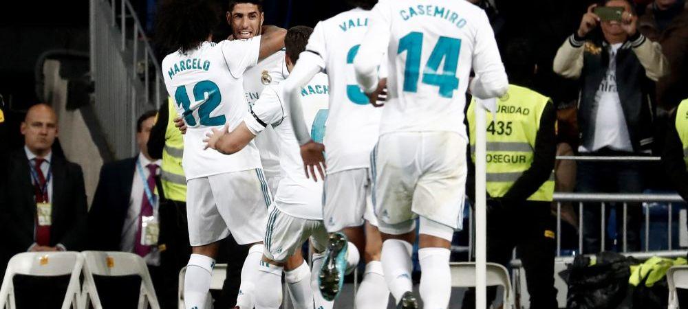 Real a facut show cu Valencia! Ronaldo a marcat de doua ori din penalty