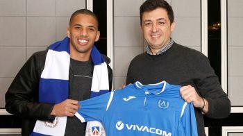 OFICIAL   Rivaldinho a semnat cu noua echipa! Fiul lui Rivaldo pleaca de la Dinamo dupa mai putin de un an