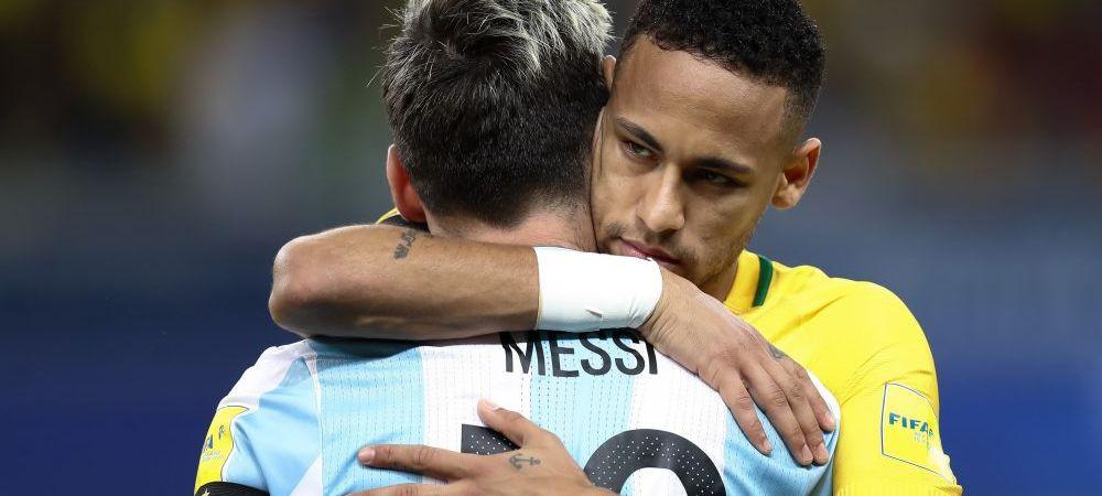 "MESSI SOCHEAZA // Leo Messi a vorbit fara perdea despre plecarea lui Neymar: ""Barcelona e acum MAI ECHILIBRATA"""