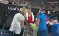 """SACRIFICIU // Imagine teribila! Cum arata piciorul unui sportiv dupa doua saptamani la Australian Open. Simona Halep: """"Am picioarele distruse"""""""