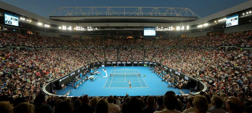 """AUSTRALIAN OPEN // """"Ieri de ce nu ati facut asta?!"""" Decizia luata de organizatori inaintea finalei Federer - Cilic a starnit controverse mari"""