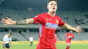 """Au vrut sa dea 10 milioane, Gigi le-a zis ca nici nu discuta"". Clubul urias care a venit sa-l ia pe Denis Man de la Steaua"