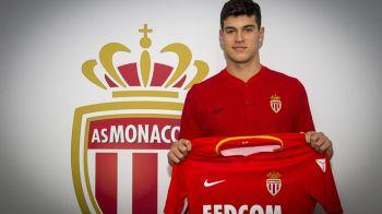 """TRANSFER MARKET // Incredibil: AS Monaco a platit astazi 25.000.000 euro pentru un """"copil"""" de 16 ani. Ce atacant a luat"""