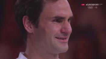 ROGER FEDERER, AUSTRALIAN OPEN // Si zeii plang cateodata! Roger Federer a facut o arena intreaga sa lacrimeze, dupa al 20-lea titlu de Grand Slam
