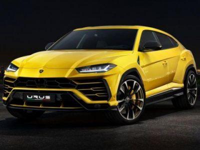 FOTO | Lamborghini a lansat al doilea SUV din istoria marcii: este cel mai rapid din lume! Cat costa super-car-ul italienilor
