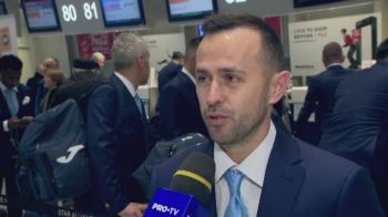 "Avem un Tata Puiu si la futsal: ""Cu Dumnezeu inainte!"" Romania a plecat in Slovenia! Campionatul European de futsal e IN DIRECT la ProX"