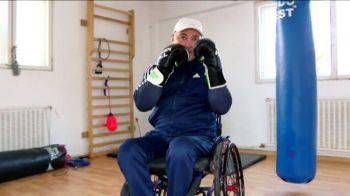 A fost injunghiat in coloana vertebrala, dar nu renunta! Viseaza sa urce din nou in ring: povestea emotionanta a unui campion al Romaniei