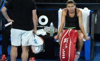 """Roger Federer, mesaj emotionant pentru Simona Halep: """"Sunt foarte trist pentru ea!"""""""