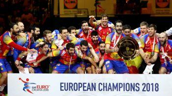 Acum 22 de ani nici nu visau la asa ceva! Spania, campioana Europeana, dupa o revenire fantastica din finala cu Suedia!