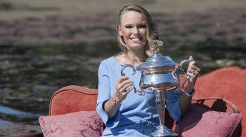 Wozniacki, tratata ca o REGINA in Danemarca! Gestul fabulos al Casei Regale pentru castigatoarea Australian Open