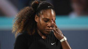 DEZASTRU PENTRU SERENA WILLIAMS // A fost SCOASA din clasamentul WTA! Ce probleme are fostul lider mondial
