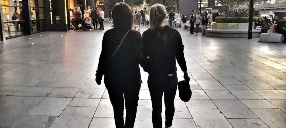 SIMONA HALEP // AUSTRALIAN OPEN // Imaginea de milioane postata de Darren Cahill! Cum a plecat Simona de la Melbourne. FOTO