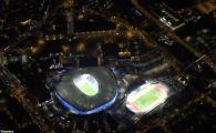 Imagini FABULOASE inainte de duelul dintre Marseille si Monaco! Fortele Speciale Franceze au parasutat mingea pe stadion! VIDEO