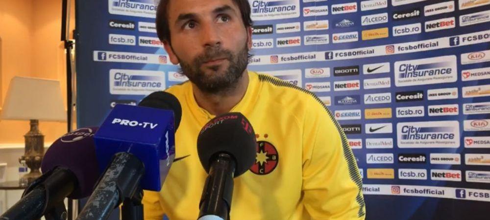 """""""Nu stiu ce decizie voi lua, mai am 4-5 luni de contract!"""" Ce spune Teixeira despre situatia sa de la Steaua! Anuntul facut de jucatorul de 37 de ani"""