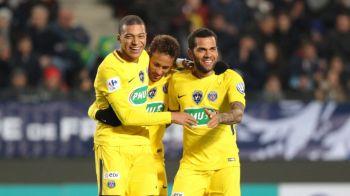 """""""Neymar e la nivelul lui Messi! Trebuia sa plece de la Barca!"""" Dezvaluirea facuta de Dani Alves! Ce i-a spus in momentul in care PSG a facut oferta ISTORICA"""