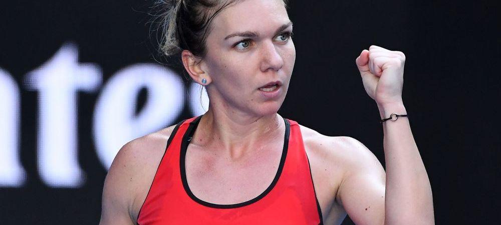 """SIMONA HALEP // Predictiile australienilor pentru 2018: """"Halep va castiga Roland Garros"""". De ce nu mai cred in Wozniacki"""
