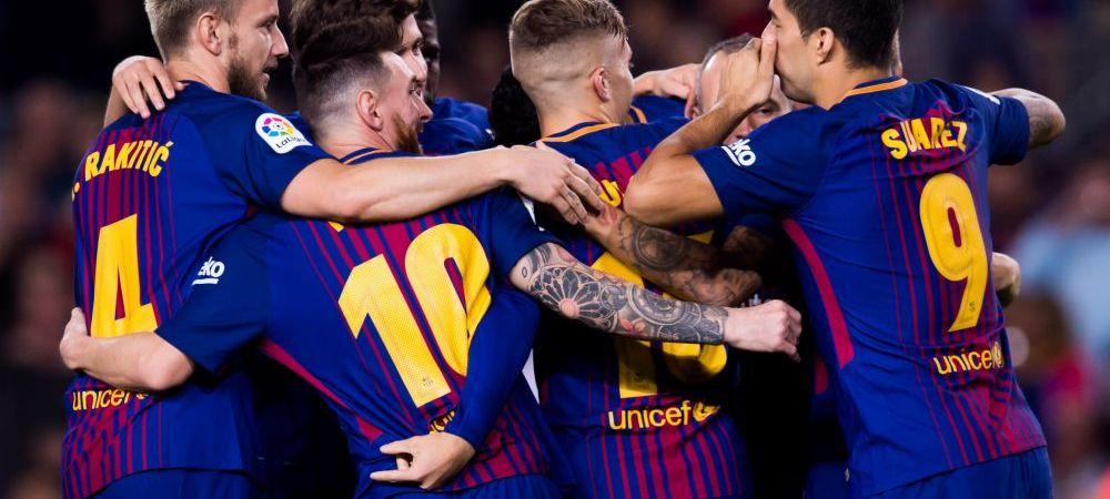 ULTIMA ORA | Barcelona ii da o noua lovitura lui Wenger: transfer reusit de catalani! I-au pus o clauza de 25 de milioane de euro