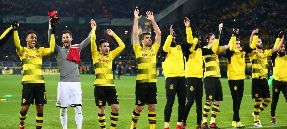 Ziua in care terorismul a invins fotbalul! Borussia Dortmund, fortata sa vanda un jucator dupa ATACUL asupra autocarului! Ii va lua locul unui roman