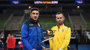 """Romania e gata de duelul cu Ricardinho: """"Am vorbit cu cei de la Barcelona, sa aflam cum il blocheaza ei!"""" Promisiunea facuta de selectioner"""