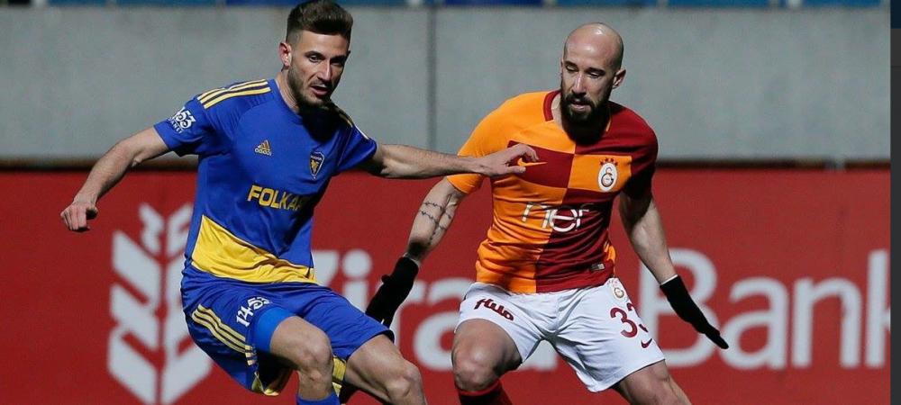 Latovlevici, OUT din echipa lui Galatasaray! Pe cine a adus Terim